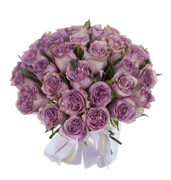 Букет из роз Dolcetto (25, 51 или 101)