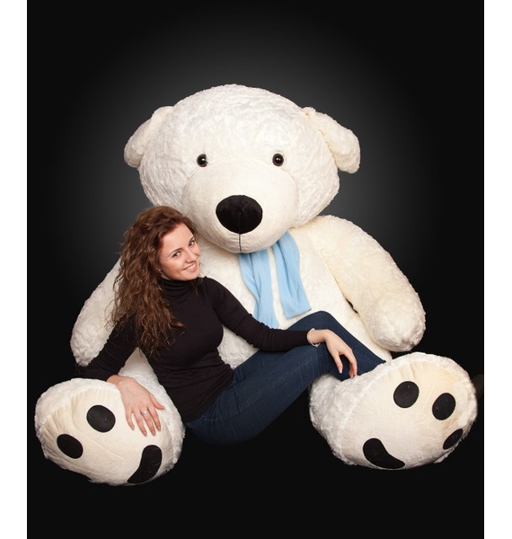 Мягкая игрушка Медведь Толстяк (200 см)