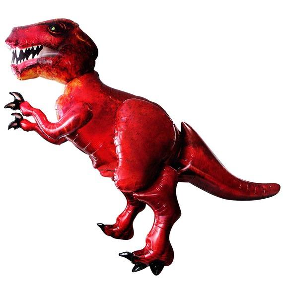 Ходячая Фигура Динозавр (173 см) ходячая фигура принцесса софия 112 см