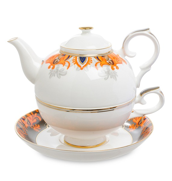 Чайный набор Riomaggiore (Pavone)