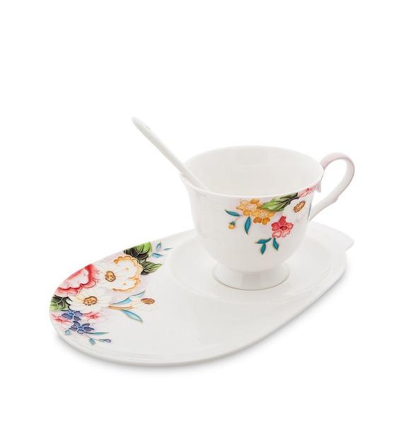 Чайная пара Королева Камилла (Pavone)