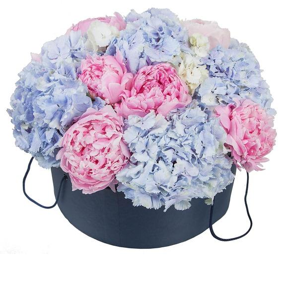Подарочная коробка Нежные краски подарочная коробка малая пенал printio нежные цветы