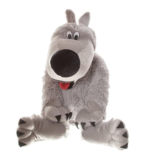"""Мягкая игрушка """"Волк"""" (65 см) цена в Москве и Питере"""