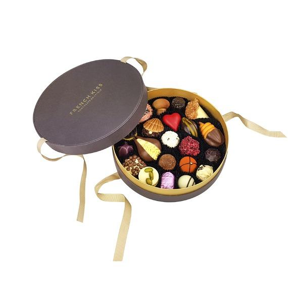 """Конфеты ручной работы из бельгийского шоколада """"Изобилие"""""""