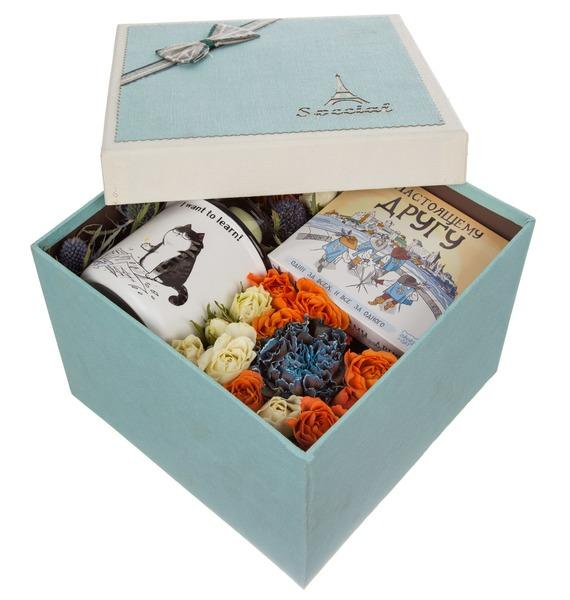Подарочная коробка Лучший друг – фото № 5