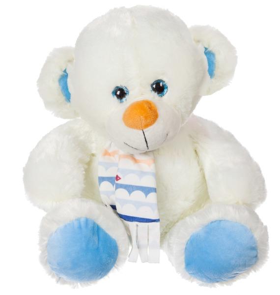 Фото - Мягкая игрушка Мишка (40 см) мягкая игрушка мульти пульти 221606 221606