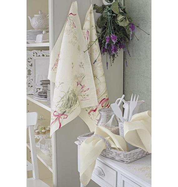 Комплект 3х полотенец Blumarine текстиль для дома