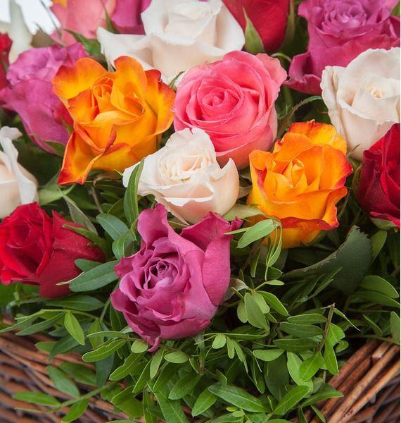Композиция из роз Формула любви (51 или 101) – фото № 4