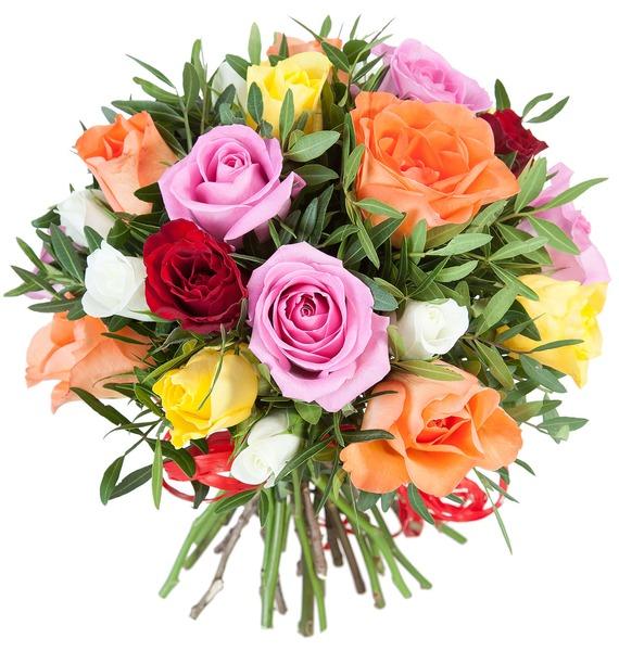 Букет из  роз Встреча (25 или 51)