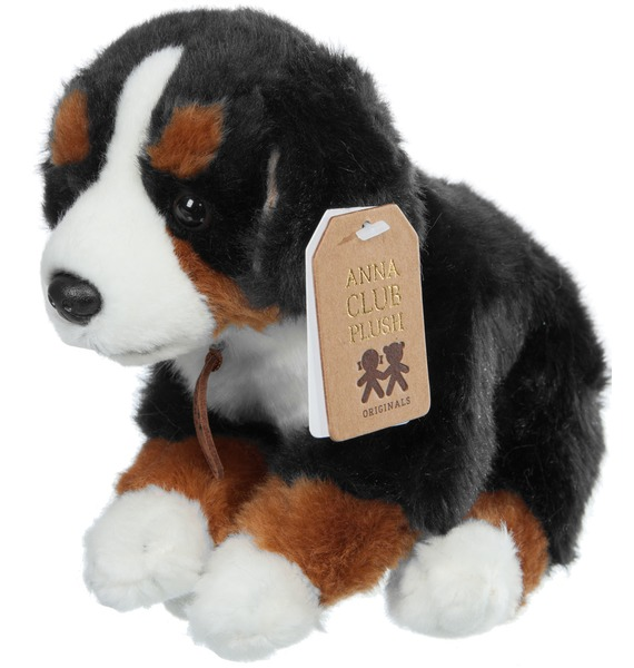 Мягкая игрушка Собака Зенненхунд (20 см) мягкая игрушка собака лабрадор