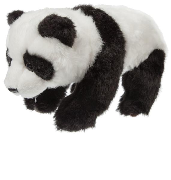 Мягкая игрушка Панда (25 см) мягкая игрушка панда текстиль 45см