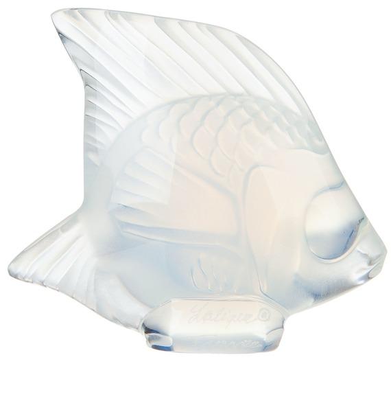 Хрустальная статуэтка Рыбка (LALIQUE, Франция) – фото № 2