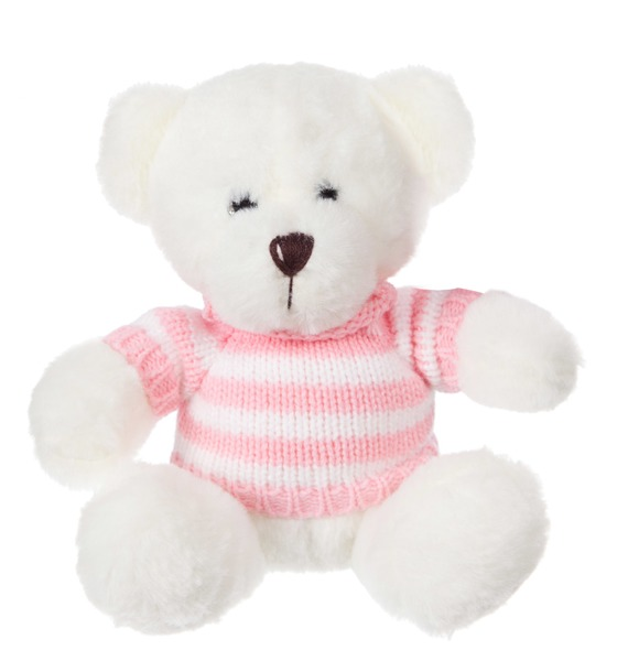 """Мягкая игрушка """"Медвежонок Кавьяр"""" (24 см) цена и фото"""