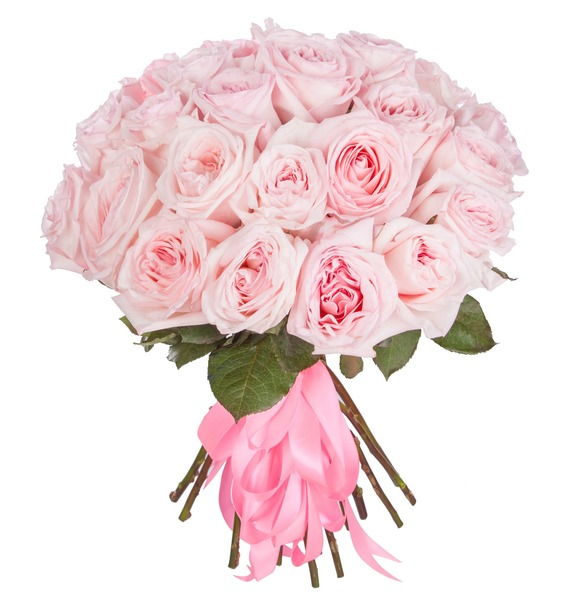Bouquet of fragrant peony roses Pink O Hara – photo #5