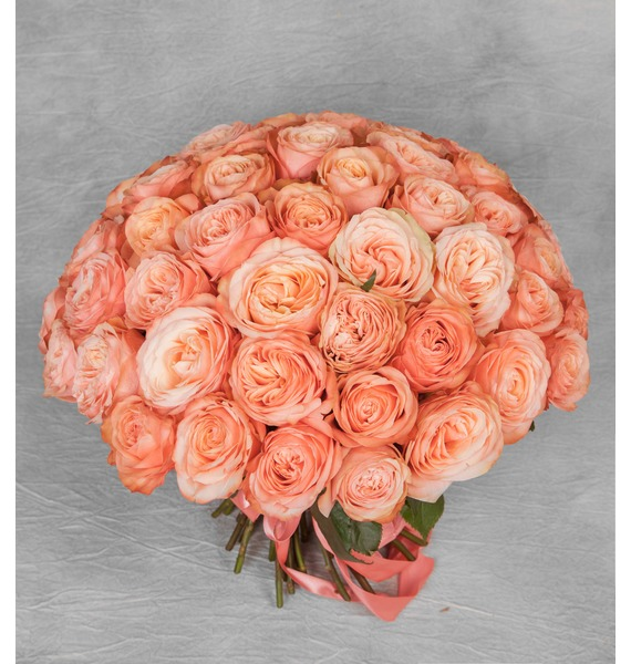 Букет эксклюзивных роз Kahala (51 или 101 роза)