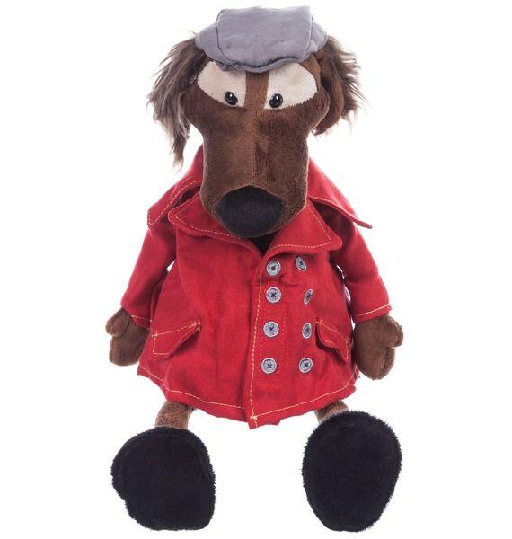 Мягкая игрушка Пес Шерлок игрушка мягкая джейк пес
