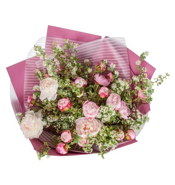 Букет Цветение весны – фото № 3