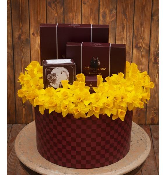 Фото - Подарочная коробка Изящный комплимент подарочная коробка ангел