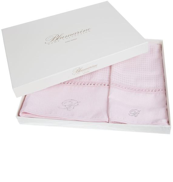 Комплект 2-х полотенец Blumarine – фото № 1