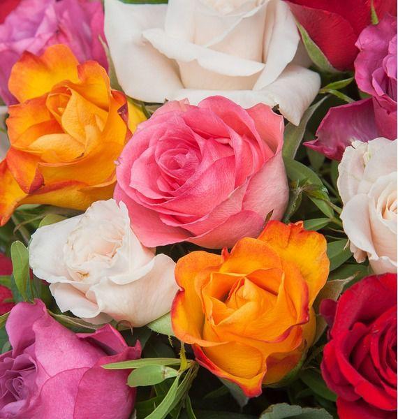 Композиция из роз Формула любви (51 или 101) – фото № 3