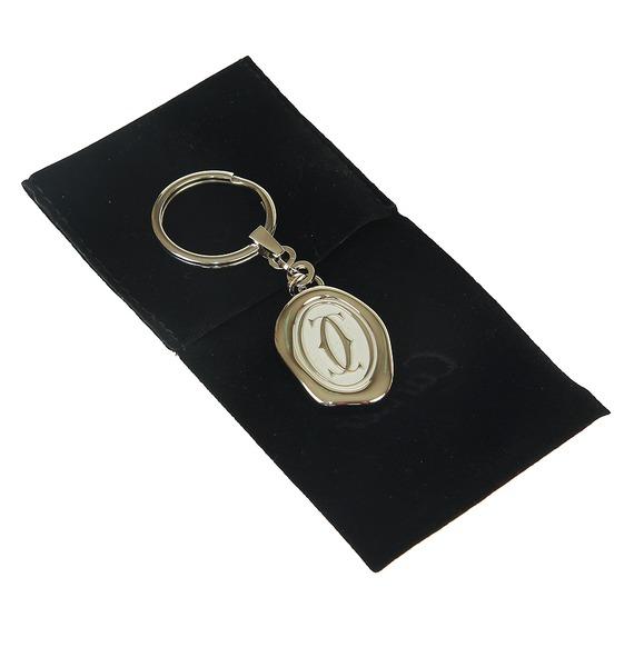 Брелок для ключей Cartier (Франция) – фото № 2