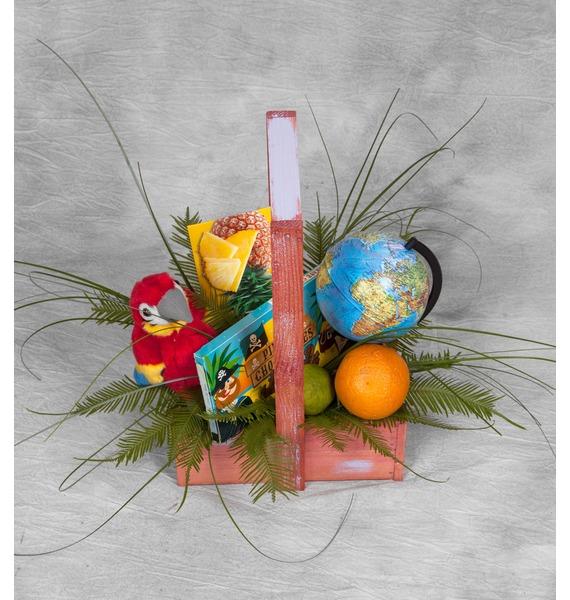 Фото - Подарочное кашпо Урок зоологии подарочное оружие
