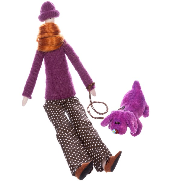 Кукла ручной работы Алла кукла алла весна