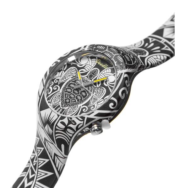 Часы Doodle Черепахи Маори – фото № 3