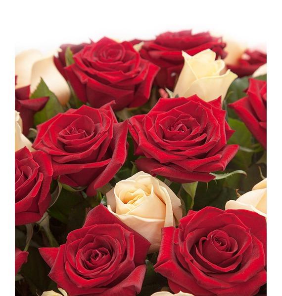 Букет из роз Взаимность – фото № 3