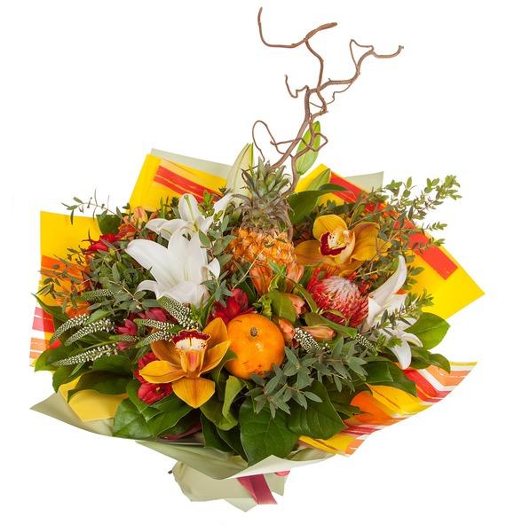 Bouquet Tropical taste – photo #5
