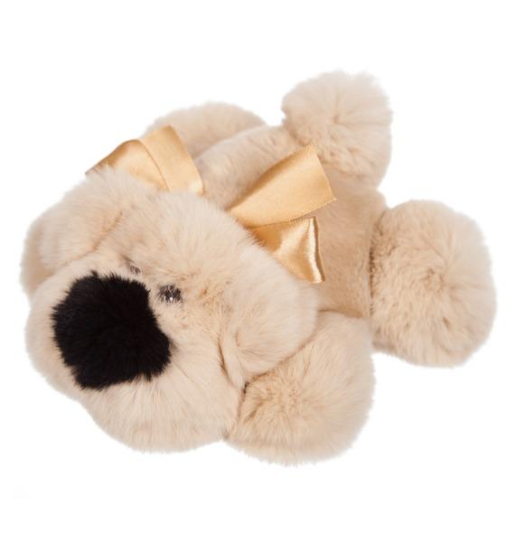 Игрушка из натурального меха Шуршелла игрушка
