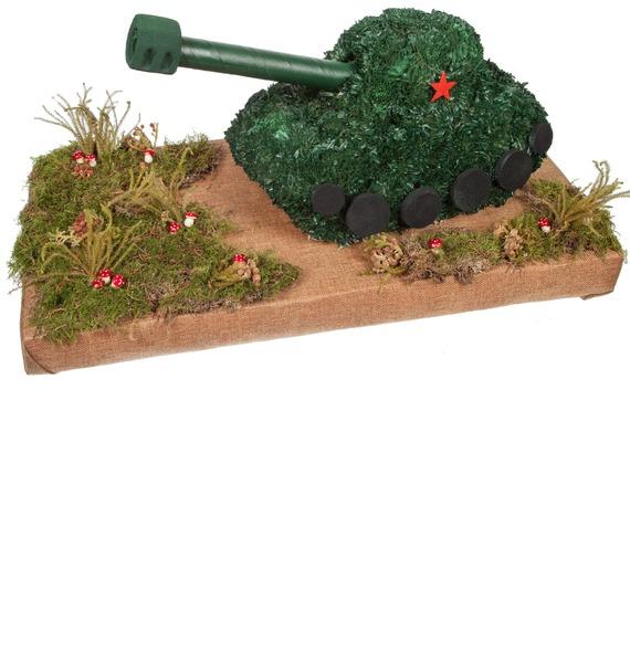 "Композиция ""На поле танки грохотали!"""