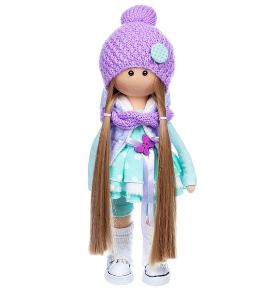 Кукла ручной работы Оливия кукла ручной работы алла