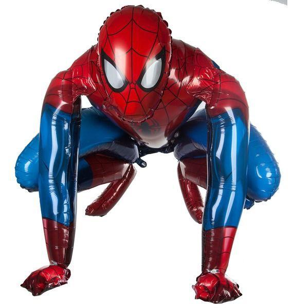 """цена на Ходячая фигура """"Человек-паук"""" (91 см)"""