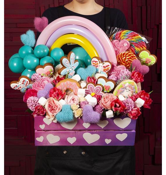 Подарочное кашпо Искусство счастья русское искусство 1 17 2008