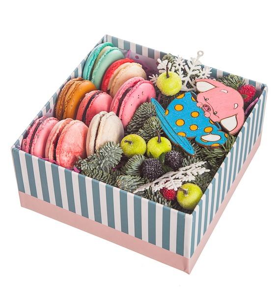 Подарочная коробка Сладкое наслаждение – фото № 5
