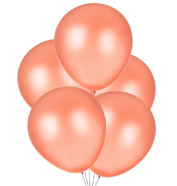Букет шаров Розовое облако (5 или 9 шаров)