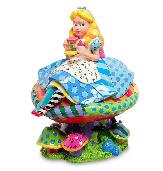 Фигурка Алиса в стране чудес (Disney) игровые фигурки 1 toy алиса фигурка арик сапожков 22 см