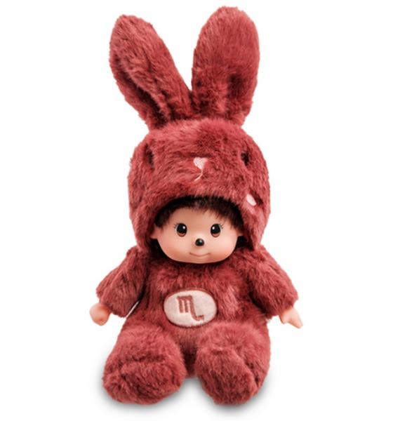 Малыш в костюме Зайчика Знак Зодиака - Скорпион малыш в костюме зайчика знак зодиака стрелец