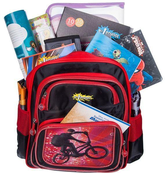 """Подарочный рюкзак """"Лучшему ученику"""""""