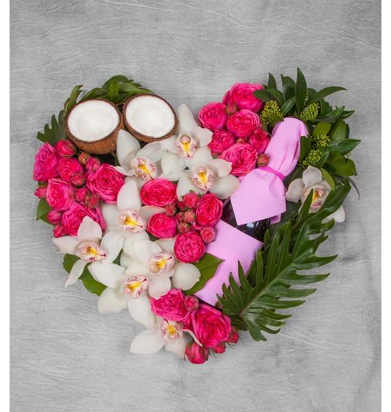 Композиция Романтика в сердце – фото № 1
