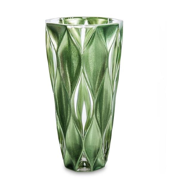 Ваза стеклянная Изумруд vz 549 ваза стеклянная жостово h 600 кувшин