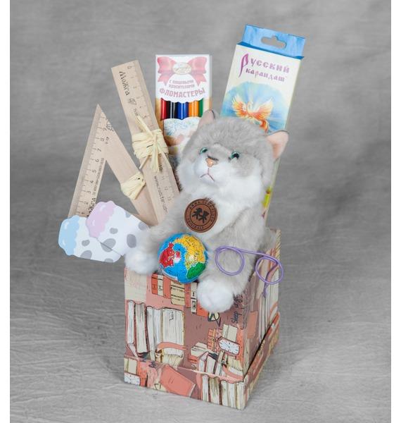 Подарочная коробка Хорошая учёба подарочная коробка острые ощущения