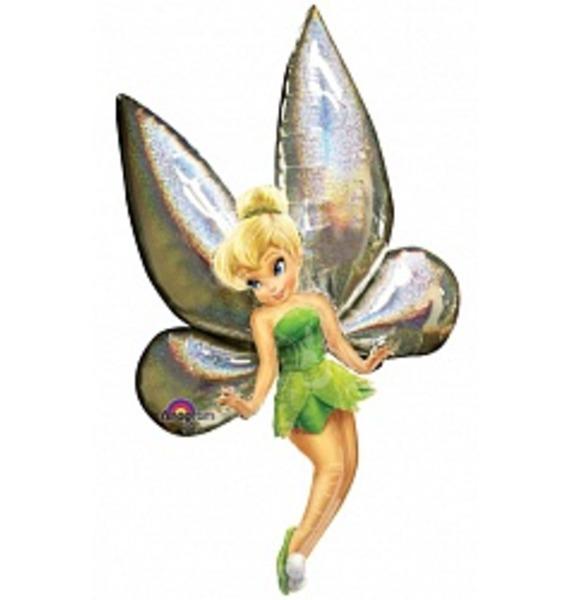 Ходячая Фигура Фея (112 см) ходячая фигура принцесса софия 112 см