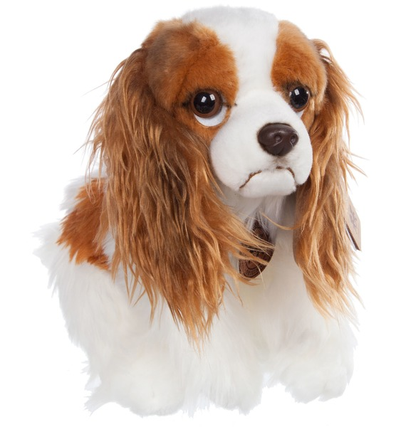 Мягкая игрушка Собака Спаниель (26 см) мягкая игрушка собака лабрадор
