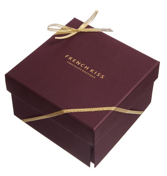 Конфеты ручной работы из бельгийского шоколада Рубин 18 – фото № 5