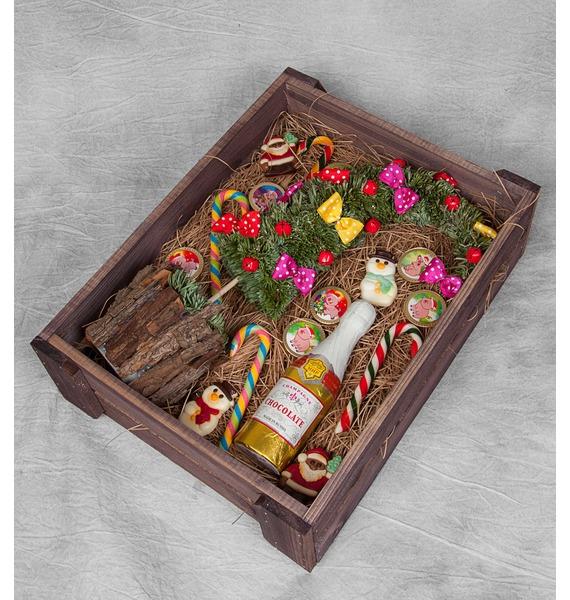 Фото - Подарочное кашпо Новогоднее волшебство подарочное оружие