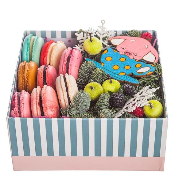 Подарочная коробка Сладкое наслаждение – фото № 4