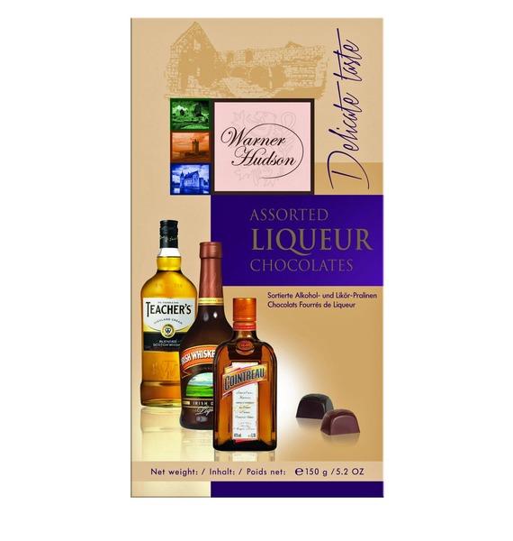 Шоколадные конфеты Warner Hudson