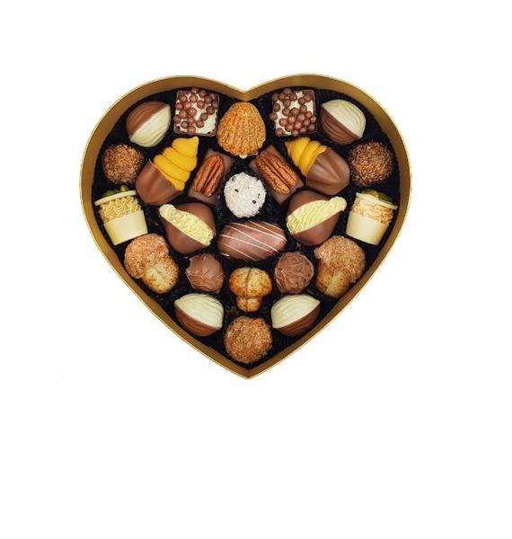 """Конфеты ручной работы из бельгийского шоколада """"Алерия"""""""